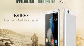 Oukitel K6000 – 6000 mAh a 10denní výdrž