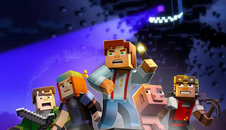 Vychází Minecraft: Story Mode pro Android a iOS