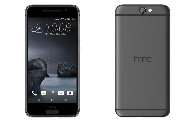 HTC představilo One A9