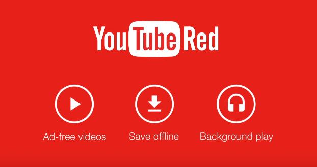 Nová aplikace Youtube Music v rámci Youtube Red [omezeně, aktualizováno]