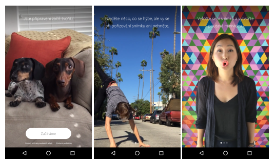 """Boomerang from Instagram – nová aplikace na """"animace"""""""