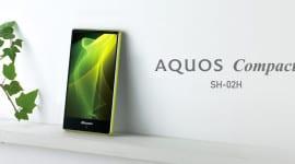 Sharp Aquos Compact – kompaktní rozměry, maximální výbava