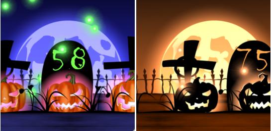 Proměňte své zařízení s blížícím se Halloweenem