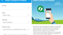 Urychlete aktualizaci na Android 6 v telefonech Xperia Z3