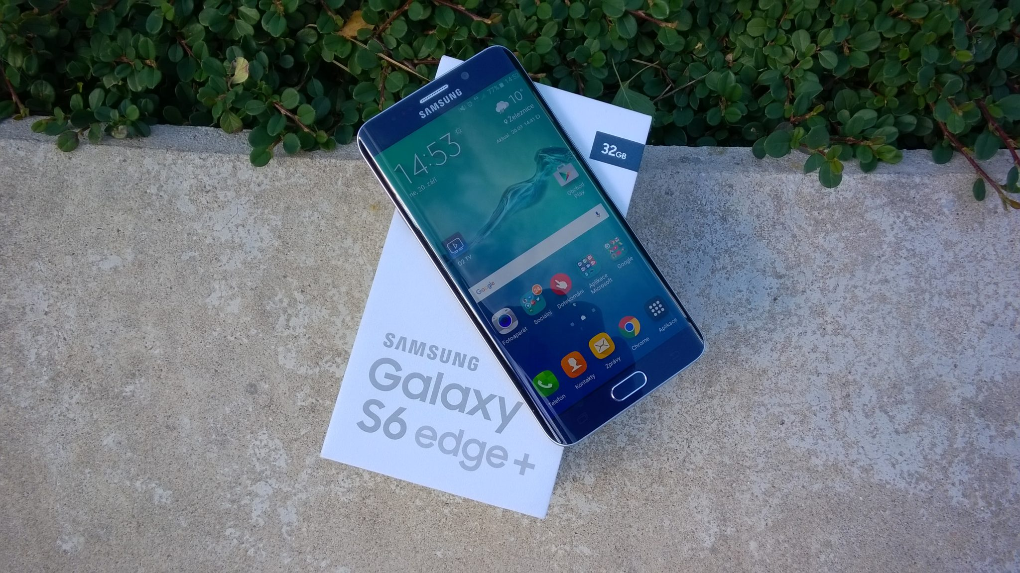 Samsung Galaxy S6 edge+ – výjimečný design, nekompromisní výkon [recenze]