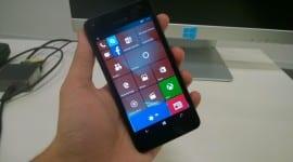Microsoft Lumia 550 – levný vstup do světa Windows 10 Mobile [první dojmy]