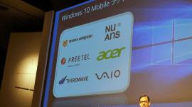 Windows 10 získal v Japonsku silnou podporu