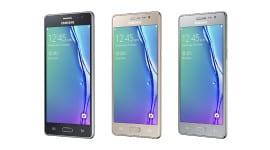 Samsung představil model Z3 se systémem Tizen