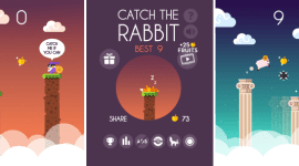 Catch The Rabbit – skákačka od Ketchappu