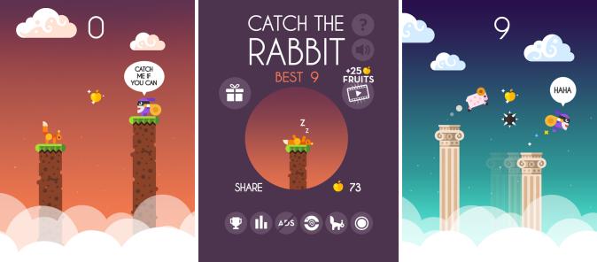 Catch The Rabbit – skákačka od Ketchappu