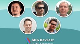 DevFest 2015 aneb na koho se můžete těšit #2
