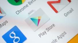 Obchod Play přejímá funkci z Google Fotek