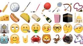 Apple vydal finální verzi iOS 9.1 – v hlavní roli noví smajlíci