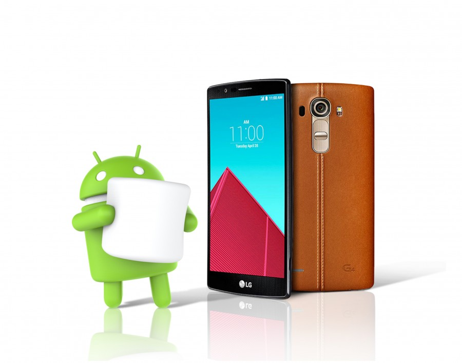 LG oznámilo aktualizaci svého modelu G4, jako první dostane Android Marshmallow 6.0