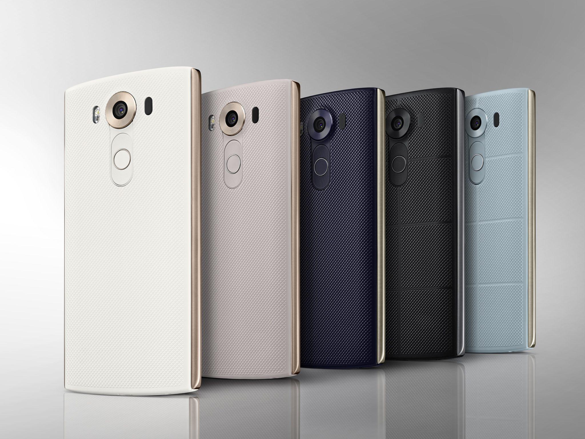 LG V10 – skutečný top model s inovacemi