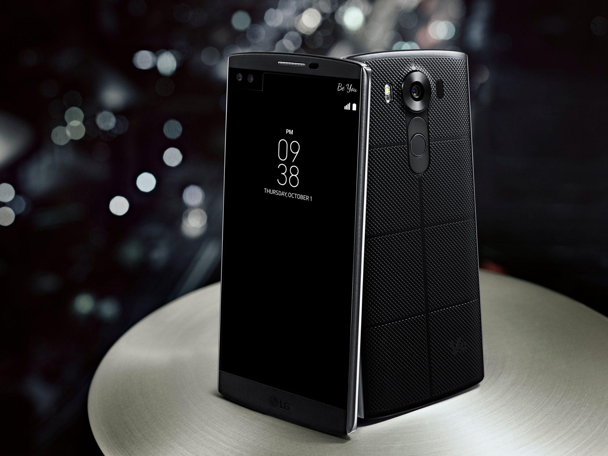 LG plánuje dva top modely na tento rok