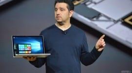 Microsoft Surface Book – první notebook z Redmondu