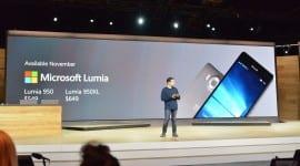 Microsoft Lumia 950 a 950 XL zahajují novou éru telefonů s Windows