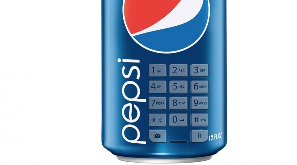 Pepsi připravuje smartphone P1
