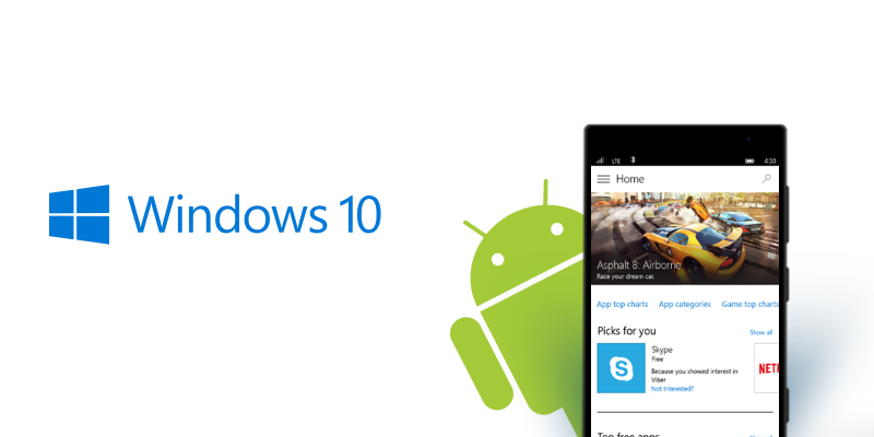 Na Androidu bude brzy možné spustit aplikace z Windows