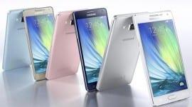 Samsung Galaxy A9 - oficiálně již 1. prosince