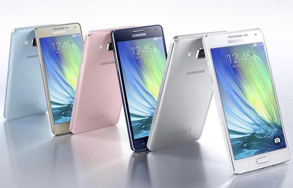 Samsungu unikl Galaxy A9 přes AnTuTu