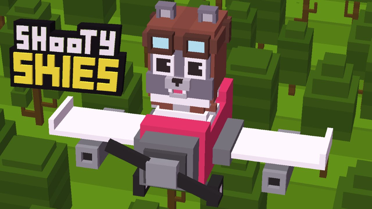 Shooty Skies se chystá pro Android