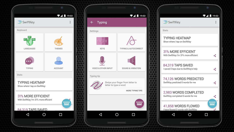 Vyzkoušejte SwiftKey 6 BETA s mnoha novinkami [Android, iOS]