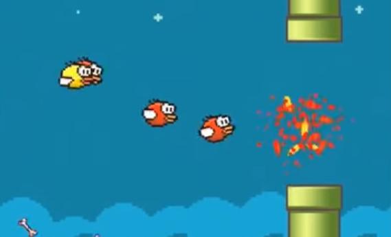 Flappy Crush – rozdrť všechny ptáky