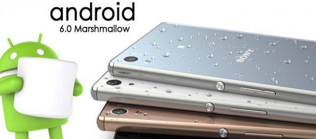 Sony přeskočí Android 5.1.1 a půjde rovnou na verzi 6.0 Marshmallow