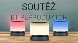 Vyhlášení soutěže o bluetooth LED reproduktor [aktualizováno]