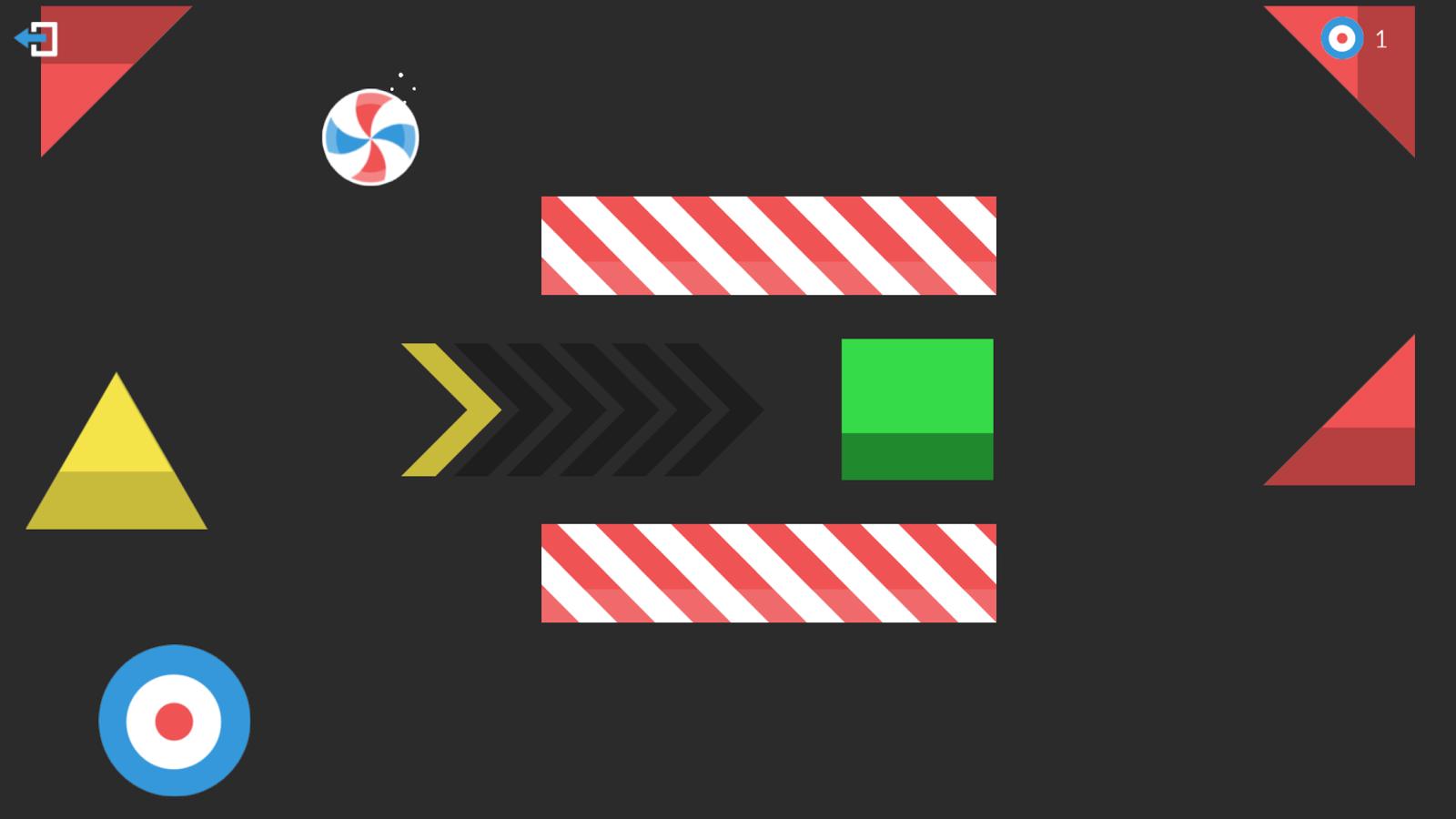 Zábavná herní novinka Geometry Bounce [iOS, Android]