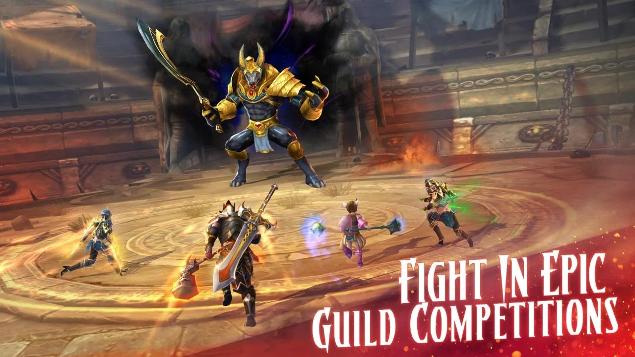 Vyzkoušejte nové RPG – Eternity Warriors 4 [Android, iOS]