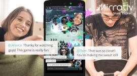Mirrativ – streamujte svou obrazovku živě