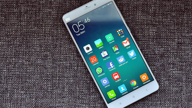 Xiaomi Mi Note Pro i s českými frekvencemi LTE (modifikace)