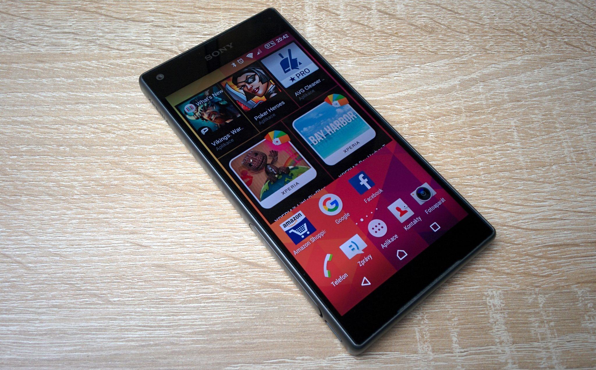 Ochutnávky #16 – Sony Xperia Z5 Compact