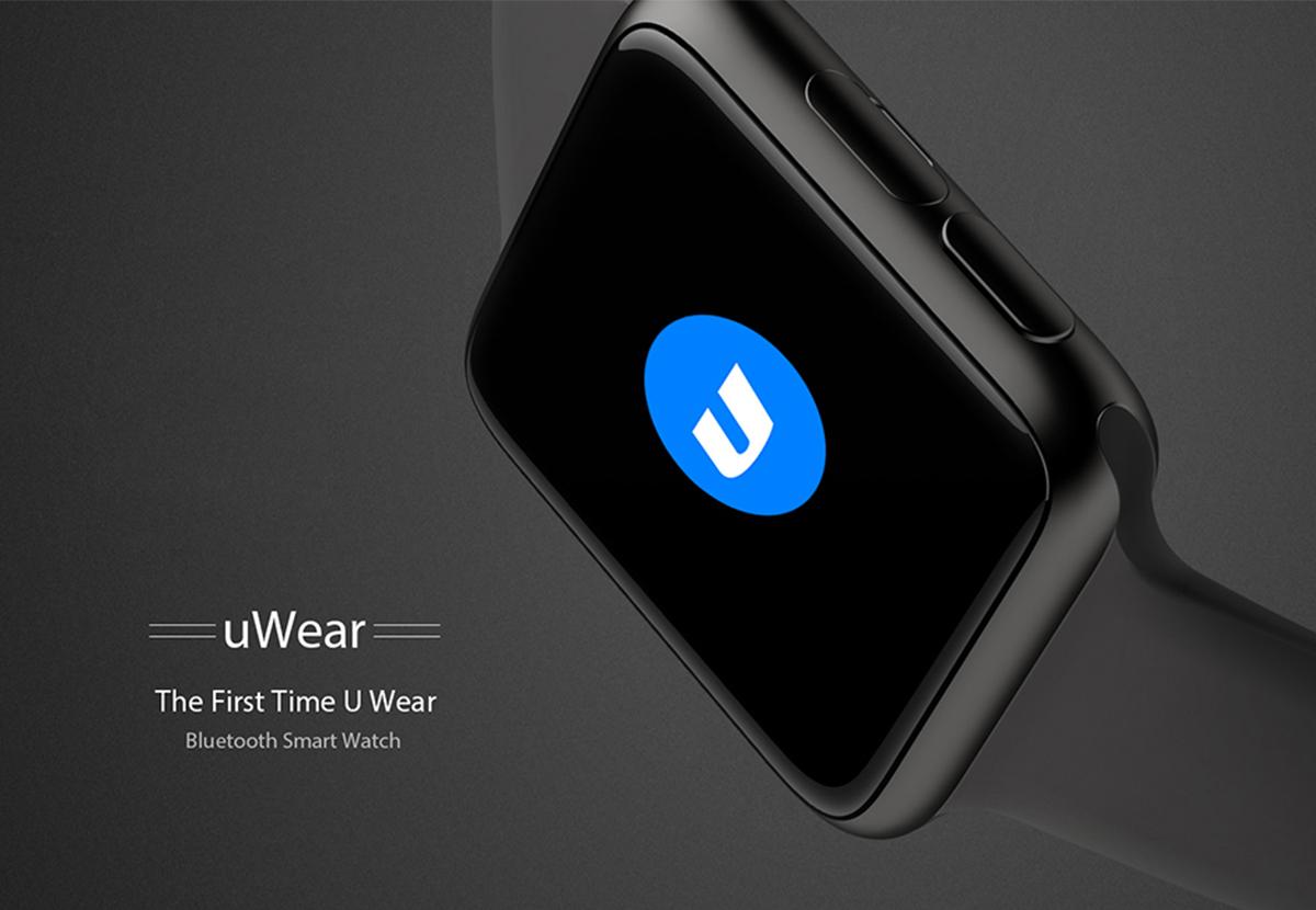 Ulefone uWear aneb Apple Watch za hubičku i díky slevovému kupónu [sponzorovaný článek]