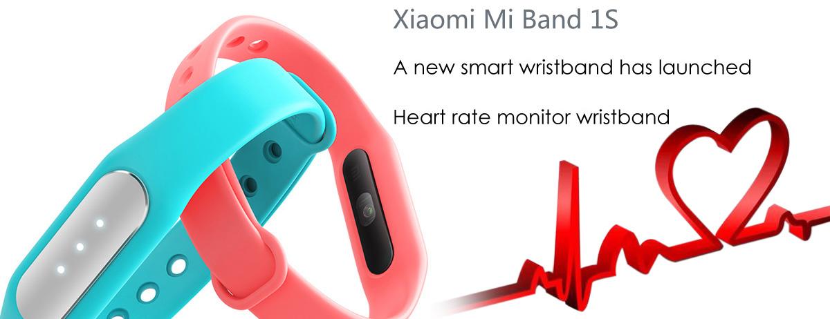 Originální chytrý nárámek od Xiaomi – Mi Band 1S [sponzorovaný článek]