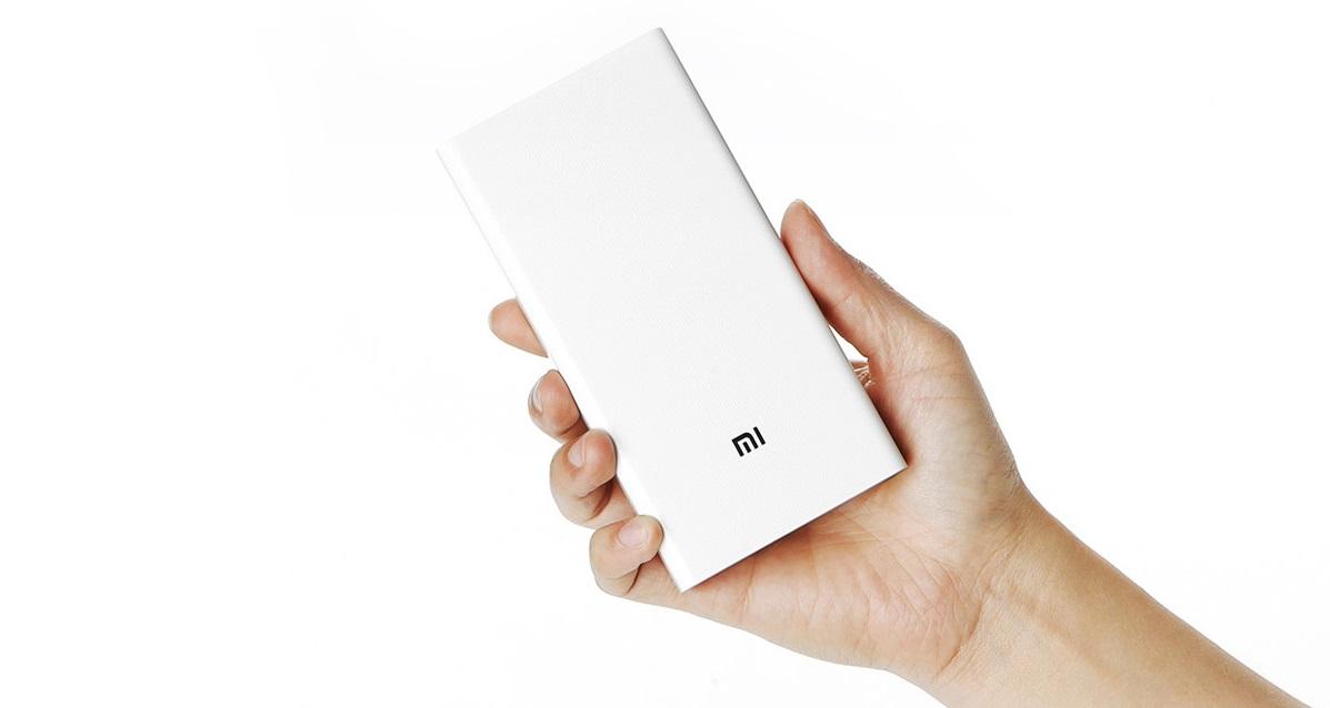 Nová externí baterie Xiaomi s kapacitou 20 000 mAh [sponzorovaný článek]