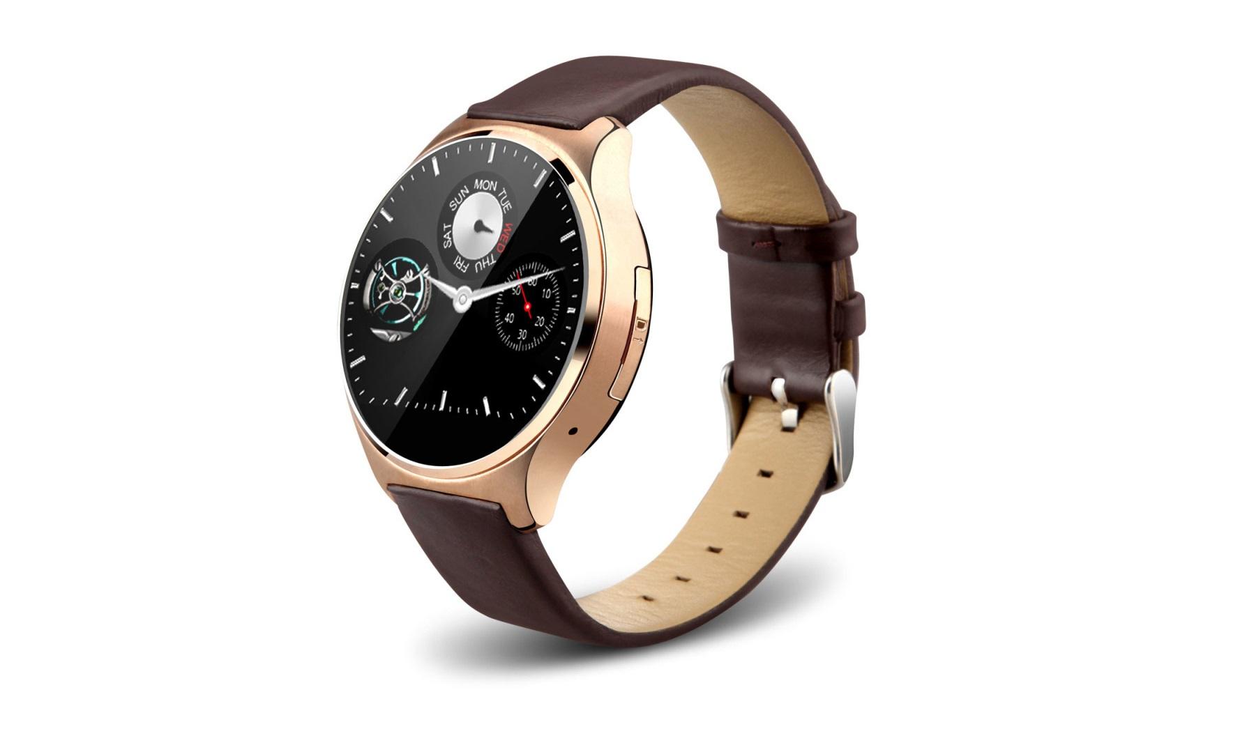 Kulaté chytré hodinky Oukitel A29 nyní v akci [sponzorovaný článek]