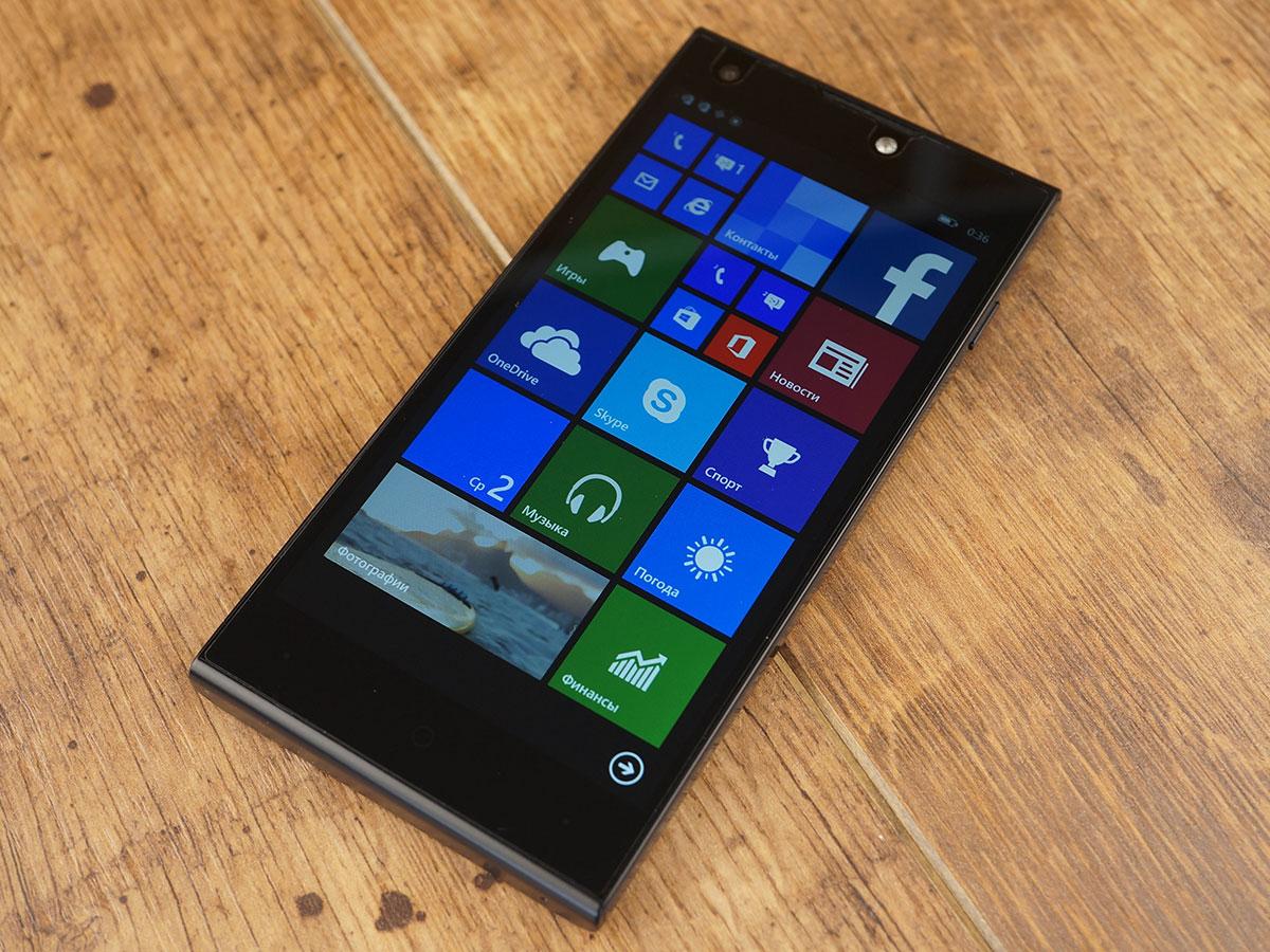 6,5palcové zařízení s Windows 10 Mobile odhaleno v GFXBench