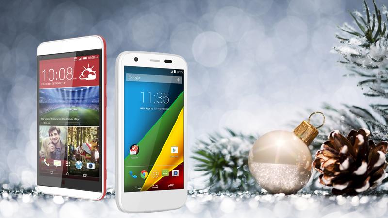 Tipy na top modely pod vánoční stromek