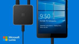 Display Dock bude k Lumii 950 XL zdarma i v České Republice
