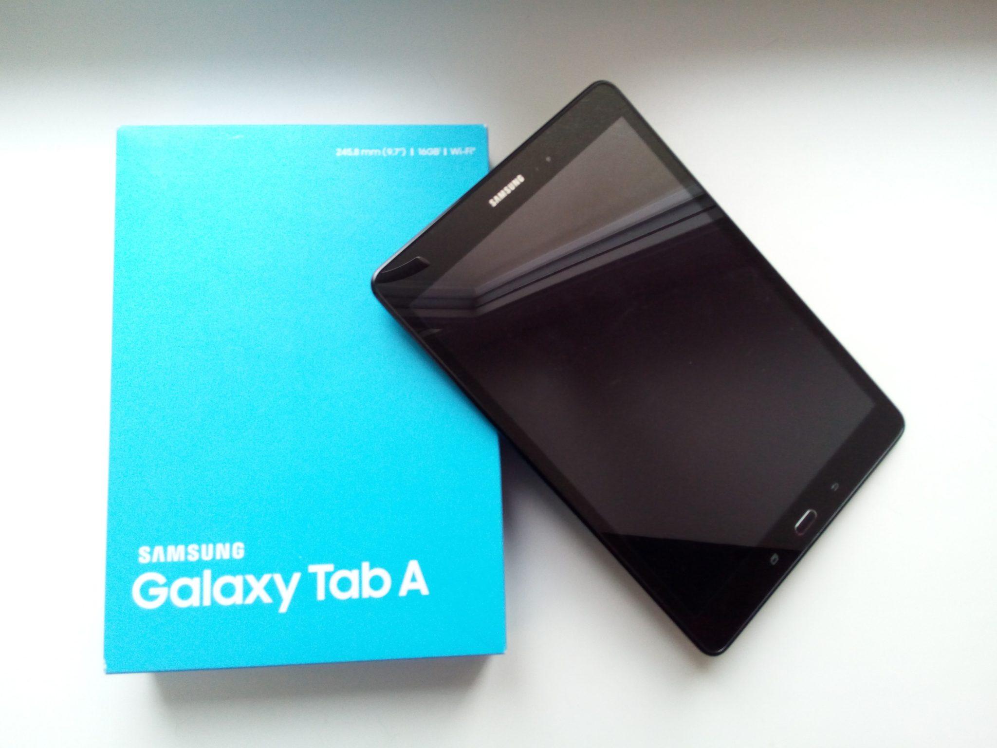 Samsung Galaxy Tab A 9.7 – velký název pro velkého křiklouna [minirecenze]