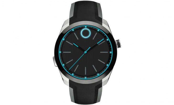 HP a Movado uvádějí hodinky Bold Motion