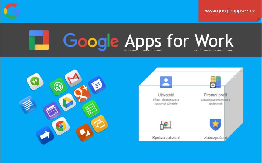 Souhrn novinek z Google Apps for Work za měsíc říjen
