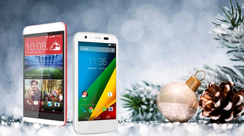 Tipy na mobily do 8 500 Kč #Vánoce2015