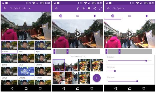 Adobe Premiere Clip – nová střižna pro Android