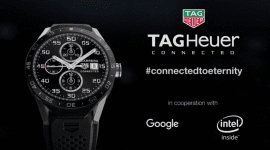 TAG Heuer Connected – hodinky za 1500 dolarů
