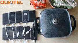 Oukitel K10000 – monstrózní baterie a zvláštní reklama